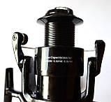 Катушка для спиннинга Winner Carp LW 50, с бейтраннером, 6 подш., фото 3