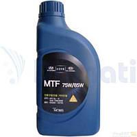 Масло трансмиссионное HYUNDAI MTF 75W-85 1л 0430000110