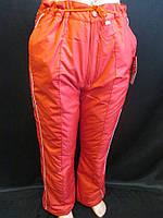 Женские утепленные штаны на зиму.