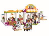 Аналог Lego Friends Cупермаркет Bela 10494, 318 деталей, 2 персонажа, тележка, продукты
