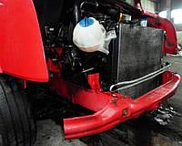 Усилитель бампера (передний) Фольксваген Крафтер Volksvagen Crafter 2006-2012