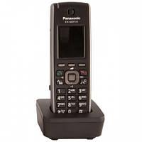 Системный IP-DECT телефон Panasonic KX-UDT111RU, для БС UDS124