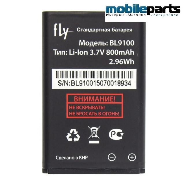 Оригинальный аккумулятор АКБ для FLY BL9100 / FF177 800mAh