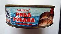 Рыба рубленная в томатном соусе