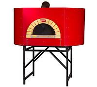 Дровяная печь для пиццы Pavesi RPM 120 объёмом 4,56 м. куб (вместимость 5 пицц)
