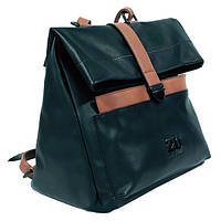 Рюкзак молодежный 2U-2815-BL Style черный