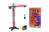 Детский строительный кран Dickie 67 см 3463337