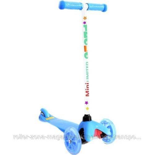 Самокат Trolo Mini (sky blue)