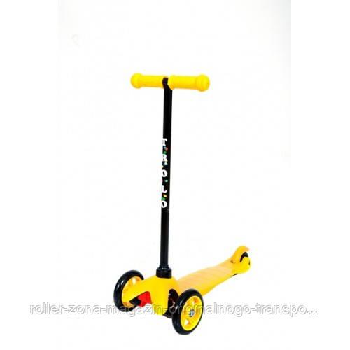 Самокат Trolo Mini (yellow)
