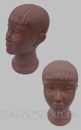 Манекен  объемный голова детская, фото 2