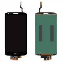 Дисплей для LG D800 G2/D801/D803/LS980/VS980 + touchscreen, чёрный, оригинал (Китай), 34 pin