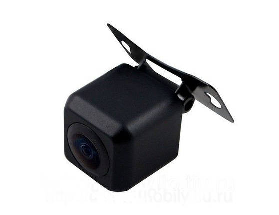 Универсальная автомобильная камера заднего вида E-313   . f, фото 2