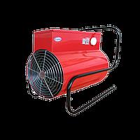 Аренда электрической тепловой пушки 9-12 кВт.