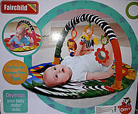 Коврик для младенца. Овал 92х60 см