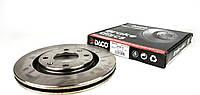 Тормозной диск передний Пежо Партнер / Citroen Berlingo /  Partner от 1996 (266x20.5) Daco 609915 Германия