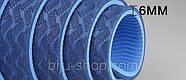 Коврик для йоги LOTUS, двусторонний, 183х61 см, 6 мм, фото 2