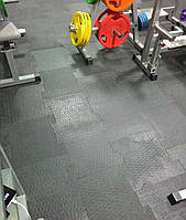 Резиновое модульное покрытие (толщина 20 мм), фото 1