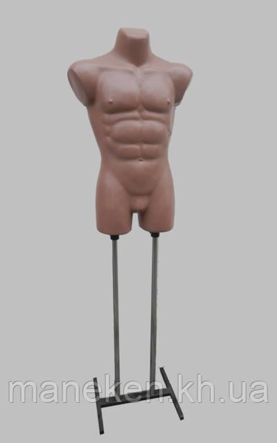 Манекен Давид без ткани на подставке