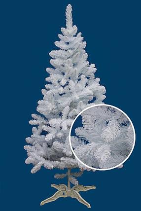Елка искусственная белая 1,5 м, фото 2