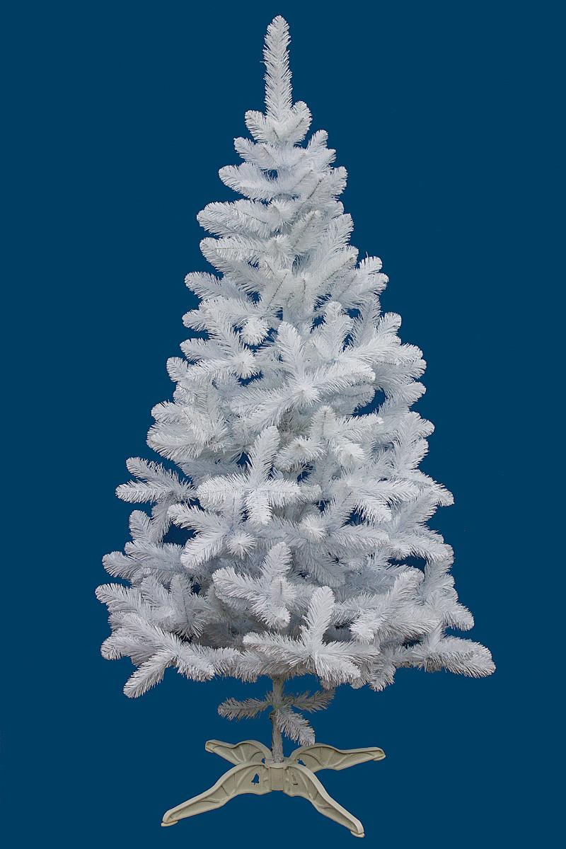 Елка искусственная белая 1,5 м