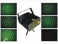 Лазерная установка цветомузыка XL-06, дискотечный лазер SHINP Twinkling