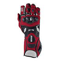 Мотоперчатки IXS RX-4 черный красный XS
