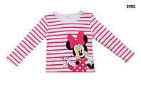 Кофта Minnie Mouse для девочки. 80 см