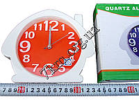 """Настольные часы для дома """"Домик"""" с плавающей стрелкой (G-35) Оптом."""