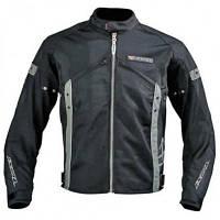 Куртка HACKER ALL BLACK текстиль 04-S, арт. E4166H