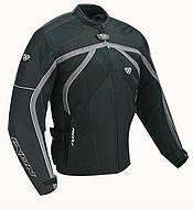 Куртка CARBONIC GREY/BLACK текстиль 05-M, арт. E4212H