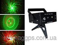 Лазерная дискотечная система LSS-051, лазерный проектор цветомузыка