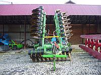 Дискова борона гідравлічна напівпричіпна Bomet 6м., фото 1