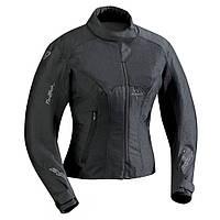 Куртка FLORA BLACK/SILVER текстиль  04-S, арт. E4402F