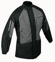 Дощова куртка Ixon Tracer сірий чорний, L