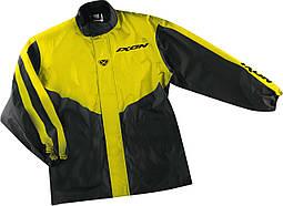 Дощова куртка Ixon Neon чорний жовтий, S