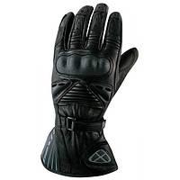 Перчатки RS BATTLE HP BLACK кожа 04-S, арт. E6165