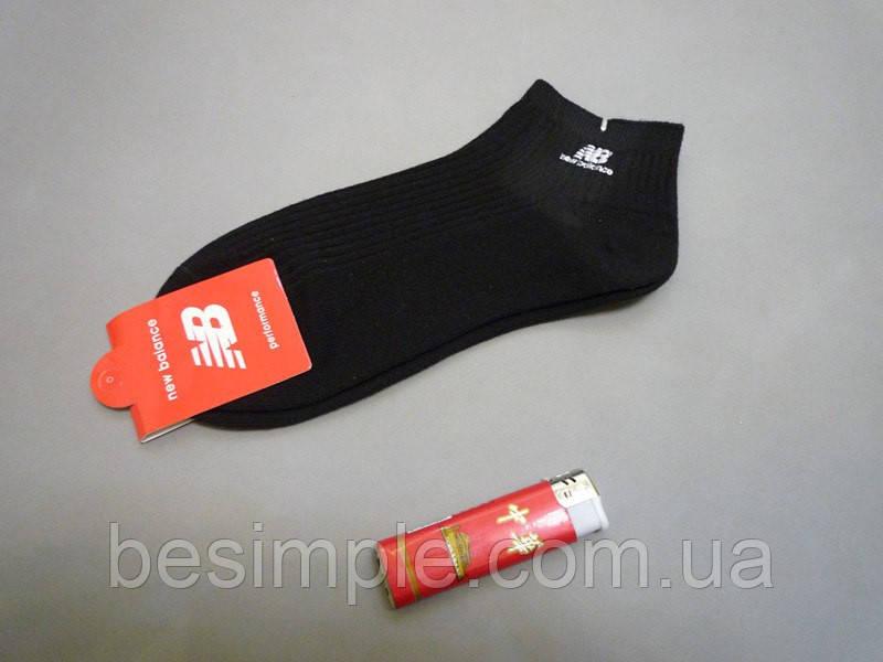 Носки СПОРТИВНЫЕ New Balance (5 пар) черные