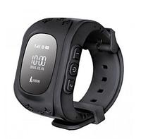 Умные чaсы Smart Baby W5 (Q50) (GW300) GPS Smart Tracking Watch Black черные Оригинал Гарантия!
