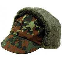 Зимняя шапка BW, флектарн. Германия, оригинал