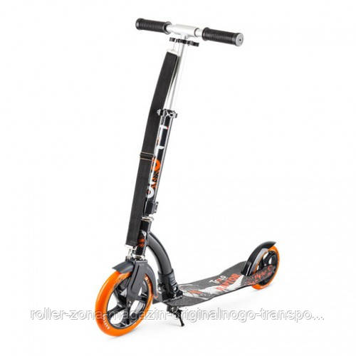 Самокат Trolo Raptor (orange-graphite)