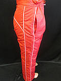 Теплые штаны на флисе женские., фото 2