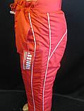 Теплые штаны на флисе женские., фото 4