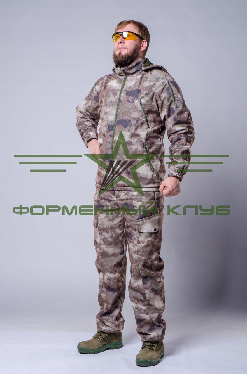 Костюм охотника зимний Флис A-Tacs AU