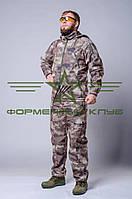 Костюм охотника зимний Флис A-Tacs AU, фото 1