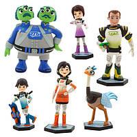 Уцінка Ігровий набір фігурок Майлз з майбутнього Оригінал Disney