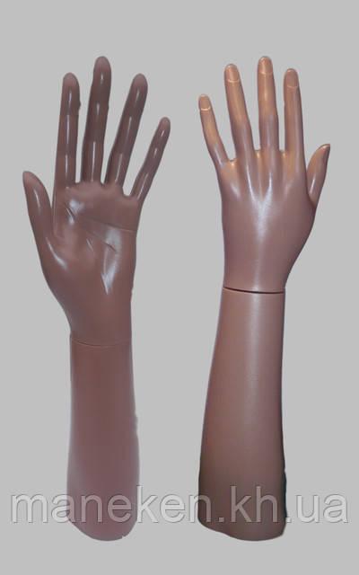 Манекен рука женская предплечье левое до локтя