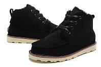 Мужские ботинки (Угг Австралия) UGG David Beckham Boots Black