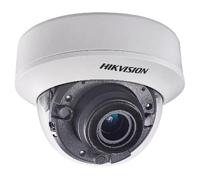 Видеокамера HD-TVI 3 Мп Hikvision DS-2CE56F7T-ITZ (2,8 -12mm)