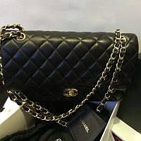 Женская сумка шанель купить Люкс копия с лого Chanel