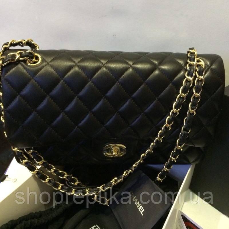 Женская сумка шанелька купить Люкс копия с лого Chaneel - Интернет магазин  любимых брендов